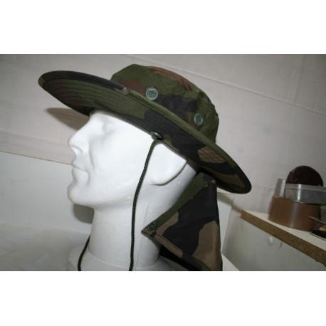 Chapeau, bob, camouflé armée Française