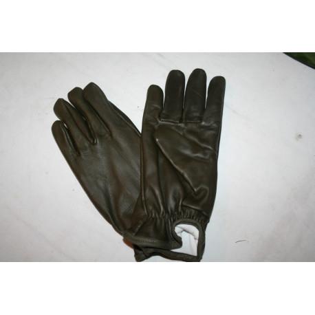 gants de travail militaires doublés