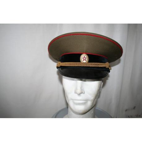 Casquette de sortie Sous Officier URSS